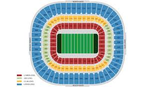 Bank Of America Stadium Charlotte Nc Seating Chart Carolina Panthers Home Schedule 2019 Seating Chart