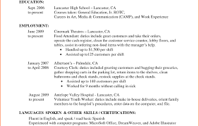 Stocker Resume Examples Examples Of Resumes