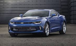 All-New Chevrolet Camaro Speeds After Mustang with 455HP V8, 2.0L ...