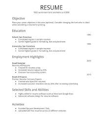 how make a resume for a first job objective how to make good resume sample  great . how make a resume for a first job ...
