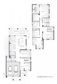 Townhouse Plans Bedroom Floorplan Floor With Garage Nice Home Floor Plans With Garage
