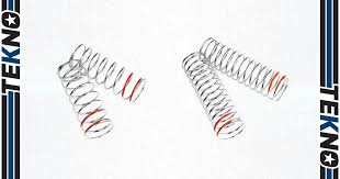 New Sct Sl Low Frequency Line Of Springs From Tekno Rc