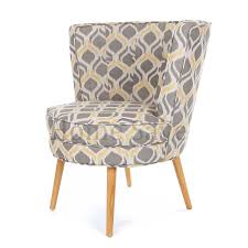 modern accent chairs uk. milly grey print barrel chair armchair accent home furniture sofa rrp £350 in modern chairs uk h
