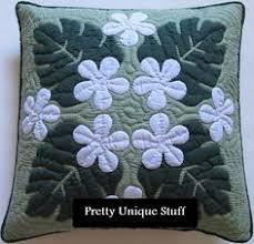 2 Hawaiian Quilt Pillow Covers, Cushions, 100% Hand Quilted/hand ... & 18 Hawaiian Quilt Pillow Covers Set of 2 by prettyuniquestuff, Adamdwight.com