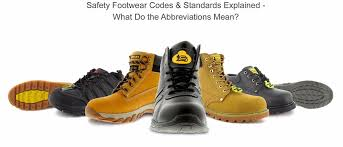 Uvex Safety Shoes Size Chart Footwear Safety Codes Ultimate Guide To Safety Boot Ratings