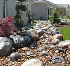 perfect river rock landscaping landscape and plants 2107 to within decorative rocks for landscaping decorative rocks for landscaping ideas