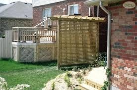 garden screen. Garden Privacy Screen Solution For Tall Outdoor Panels