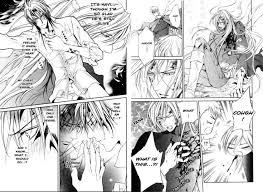 Smut mature yuri manga