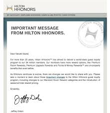 A More Realistic Message From Hilton Honors Jeffsetter Travel