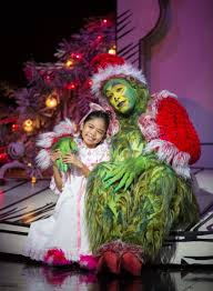 Dr. Seuss How the Grinch Stole Christmas 2016 The Old Globe