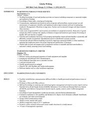 Warehouse Job Titles Resume Warehouse Foreman Resume Samples Velvet Jobs 15