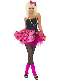 Cheap Ladies 80s Fancy Dress Costumes