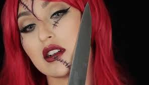 y chucky makeup tutorial beautyybird y chuky makeup tutorial makeup