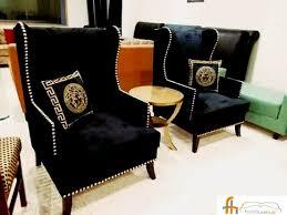 Versace Bedroom Chairs
