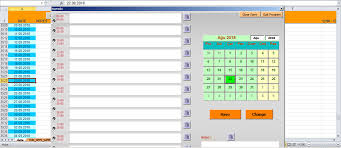Todo List In Excel Excel Vba Calendar With Event Planner To Do List Kadr