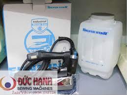 Bàn ủi hơi nước bình treo công nghiệp es-300 silver star + mặt nạ chống  bóng vải - hàng chính hãng - Sắp xếp theo liên quan sản phẩm