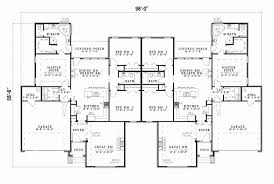 house plans for single family homes inspirational single story house plans best 2 family house plans