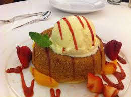 Warm Butter Cake Bite And Switch