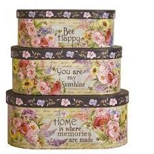 Cheap Decorative Storage Boxes Set of 100 x Floral Decorative Storage Boxes Photo Keepsake Gift 25