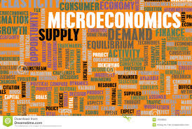 microeconomics stock illustration image of level economy  microeconomics