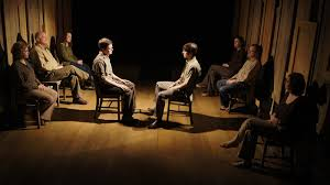 theater review the laramie project ten years later redtwist  as we watch the interviews it begins to dawn on us that a consensus of opinion is by no means a unifier or an agreement for change in fact it often seems