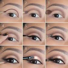 good for hooded eyelids or monolids on asian eyes s and instructions in the link this eye makeup helps you to look