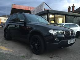 2007 BMW X3 2.0d WITH ADDITIONAL 19