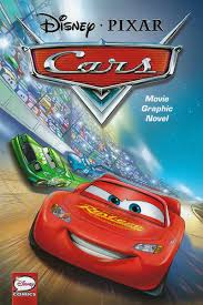 cars the movie cover. Beautiful Movie Cover For DisneyPixar Cars Movie Graphic Novel Joe Books 2017 Series Inside Cars The S