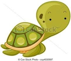 Small Picture Stock Illustrations of Cute Sea Turtle csp4030597 Search EPS