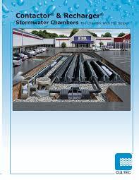 Cultec Stormwater Design Calculator Cultec Stormwater Product Booklet Pdf Document