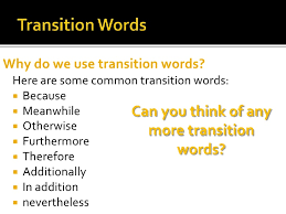transitions for essays co transitions for essays good writing frog powerpoint
