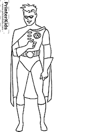 Small Picture Robin Batman coloring page amazing pictures Pinterest