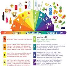 Alkaline And Acidic Food Chart Pdf Alkaline Acidic Foods Chart Understanding The Ph Spectrum
