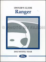 2002 ford ranger wiring diagram manual original 2002 ford ranger owner s manual original