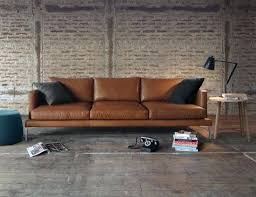 brown leather sofa modern decorating ideas rug home decor elegant couch designs for your living room