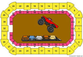 Dow Event Center Seating Chart Dow Arena At Dow Event Center Tickets And Dow Arena At Dow