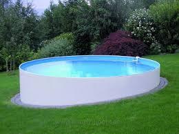 Happy Pool Metalen Zwembad 4 50 X 120cm Pooltopper Nl
