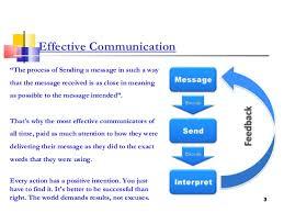 effective communications skills effective communication ldquo