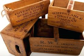 rustic wood boxes wooden box medium australia