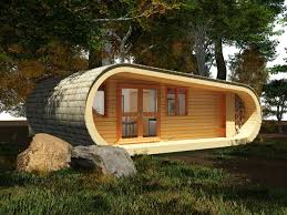 Blue Forest eco-PERCH prefab treehouse