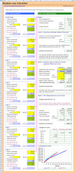 Home Loan Calculator Xls Home Mortgages Home Mortgage Calculator Xls