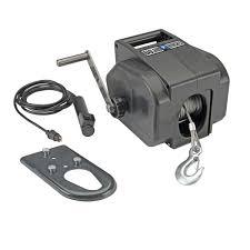 2000 lbs marine electric winch Trailer Winch Power Supply Boat Trailer Winch Wiring Diagram #46
