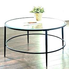 round display tables glass coffee top table side mainstays square outdoor