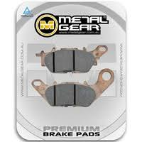 MetalGear International Premium <b>Brake Disc Rotors</b> and Pads