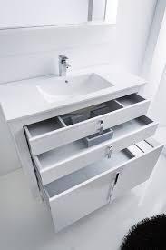High Gloss Bathroom Vanity