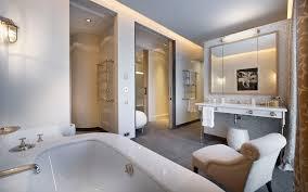 modern bathroom lighting luxury design. Bathroom, Dazzling Look Of Luxurious Bathrooms Pictures Bringing Modern Bathroom Lighting Luxury Design E