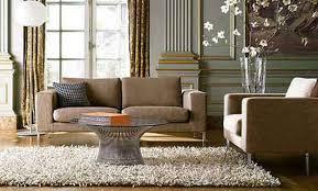 brown sofa decor