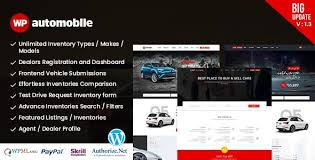 1 3 Automobile Responsive Car Dealer Wordpress Theme