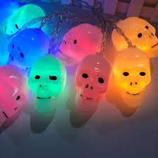 Solar Skeleton Lights Amazon Com Zhl Halloween Skeleton Lights Solar Skeleton