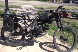 zombie motoped survival bike for sale nex tech classifieds